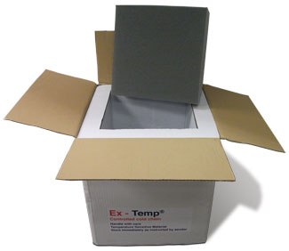 Ex-Temp Validated Boxes