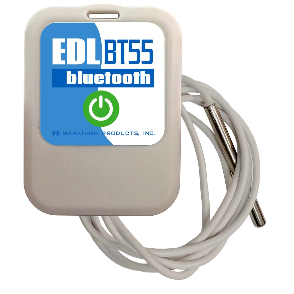 Bluetooth Temperature Data Logger with Probe